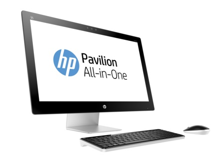 STOLNO RAČUNALO HP All-in-one